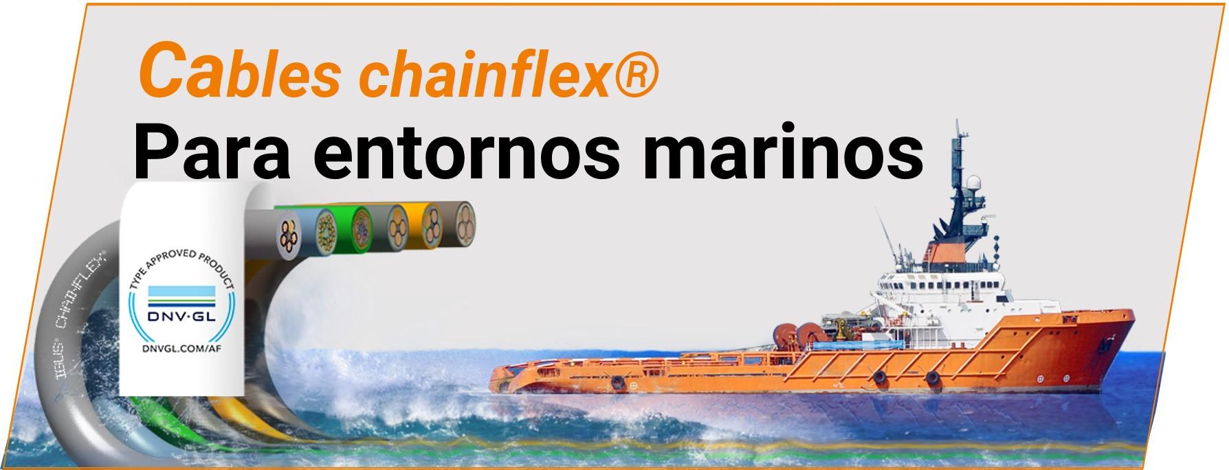 cables de marinos flexibles