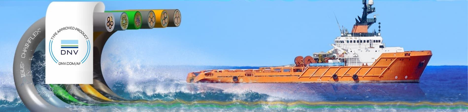 cable marino igus