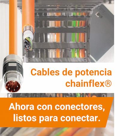 Consiga sus cables de potencia confeccionados