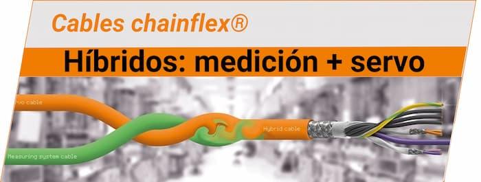cables híbridos flexibles
