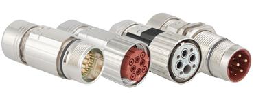 Igus 3 polos conector par los conectores o enchufes-como nuevo