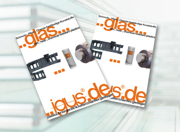 Download free brochure for the glass industry